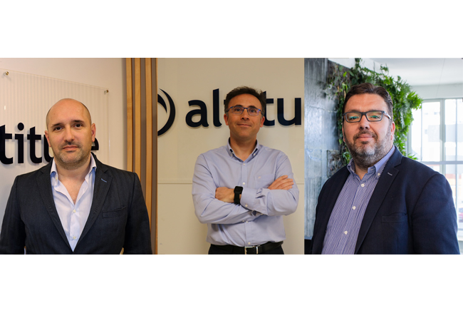 Altitude Software equipo directivo