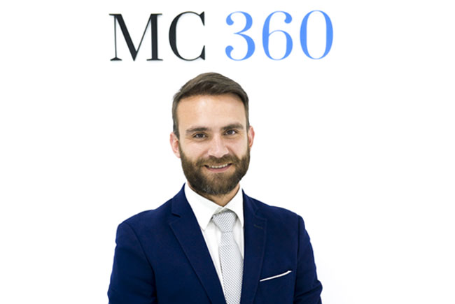 Óscar Mendoza CEO MC360