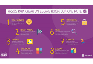 microsoft Escape Room OneNote