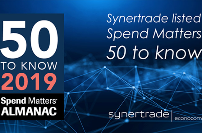 Spend Matters synertrade