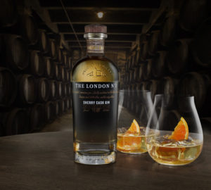 The London Sherry Cask