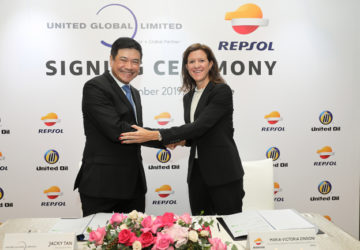 Repsol-compra united global limited