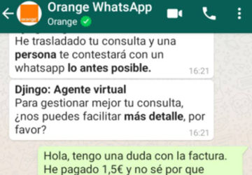 orange djingo ibm