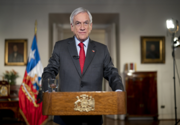presidente chile pensiones