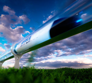 une hyperloop