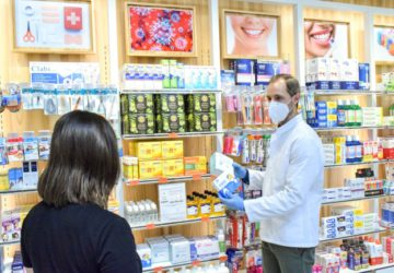 FARMACIA I+ mascarillas