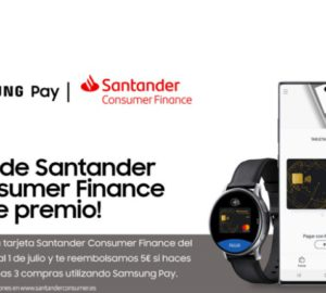Santander Consumer-Finance samsung pay