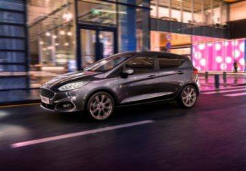 ford fiesta electrificado