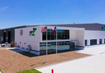 FCC premio planta houston