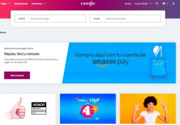 Renfe-Amazon Pay
