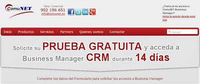 Business Manager CRM