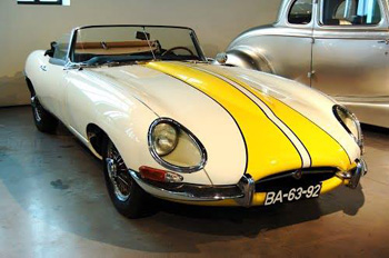 Jaguar E-Type MAM